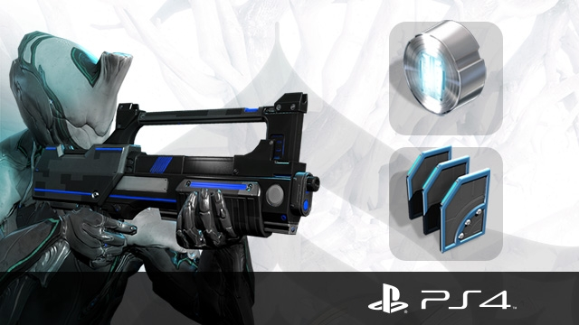 Warframe on PS4, 03
