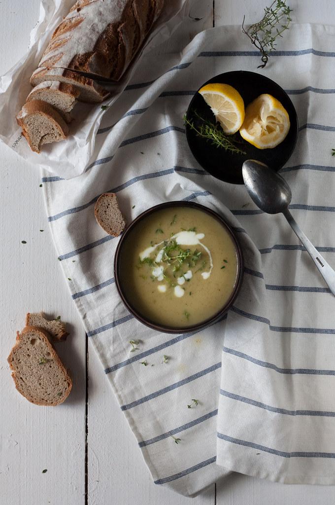 sopa de funcho