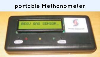 Methanometer