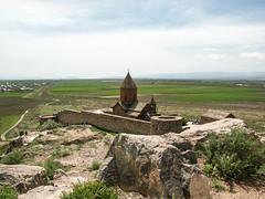 Khor Virap monastery. Armenia 2006