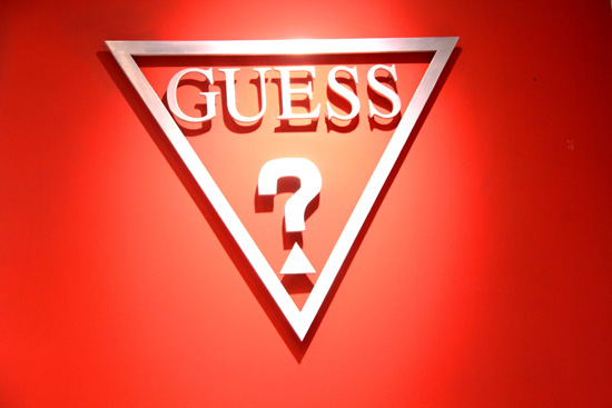 Guess Sexy Without Question Campaign