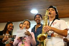 Mié, 11/20/2013 - 16:25 - Fotos tomadas durante el Congreso Educación inclusiva en la misión de Fe y Alegría, Brasil