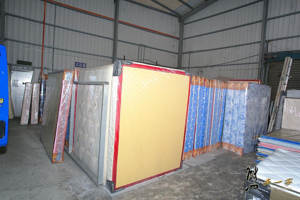 床墊工廠|三林床業|伊利諾名床