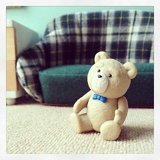 #ted #teddybear