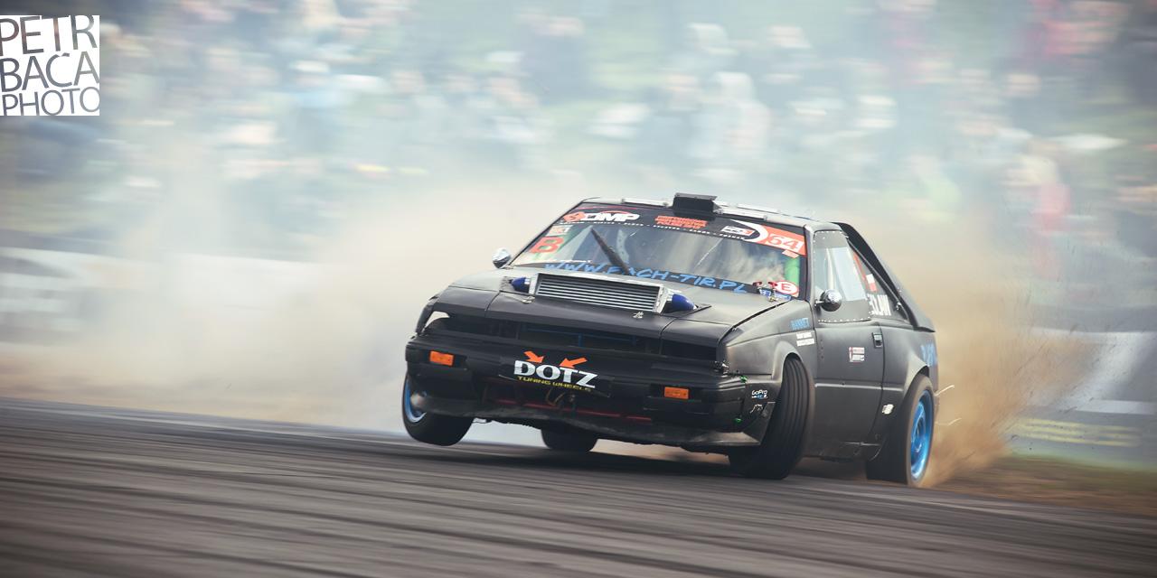 Driftingowe Mistrzostwa Polski 2013, Nissan S12, drift,