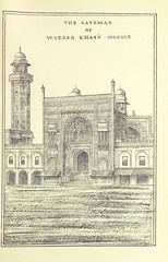 """British Library digitised image from page 335 of """"Lahore: its history ... and antiquities. With an account of its modern institutions, inhabitants ... customs, &c. ... Illustrated, etc"""""""