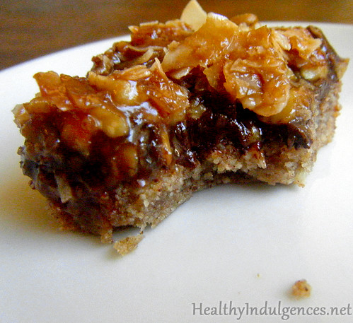 "Seven Layer ""Magic Cookie"" Bars (Sugar-Free, Gluten-Free)"
