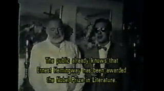 Hemmingway speaking spanish
