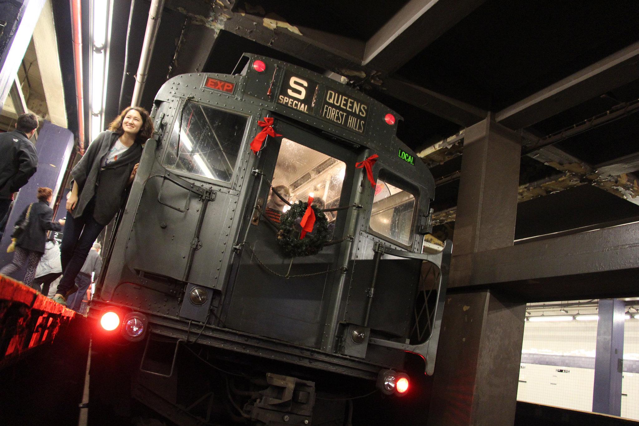 Holiday Nostalgia Train - December 22nd, 2013