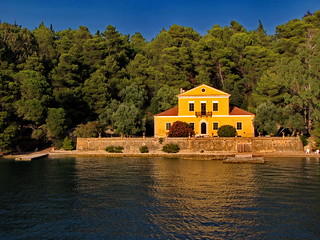 GREECE Aristotle Valaoritis House, Maduri, Ionian Islands