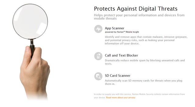 Norton Mobile Security #shop