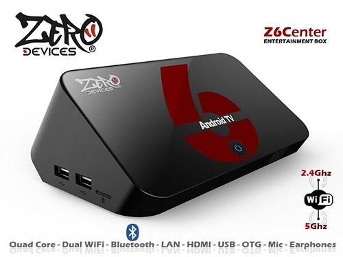 Zero Devices Z6Center