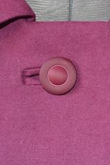 bound buttonholes, patch technique, ninot jacket, tutorial