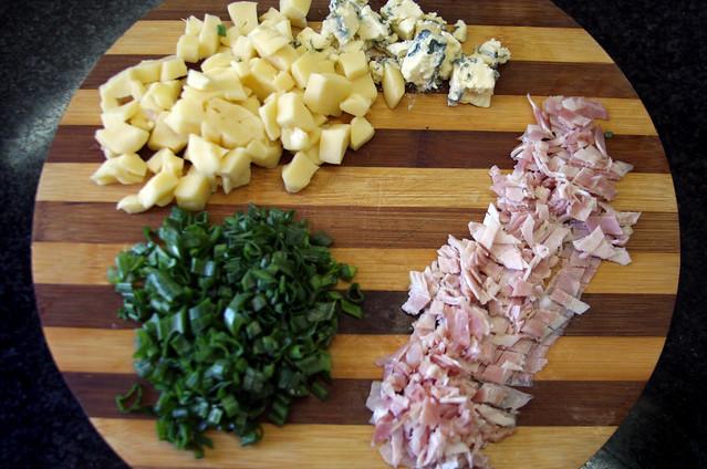 Empanadas de Queso, Cebolla y Panceta (2)