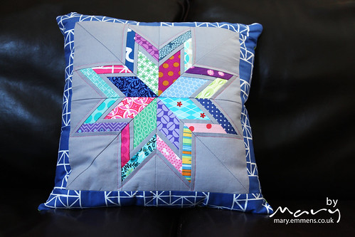 Lone Star cushion