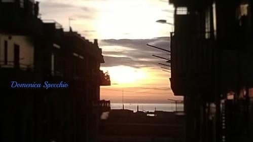 Sorgere del Sole, Manfredonia (FG) by Domenica Specchio