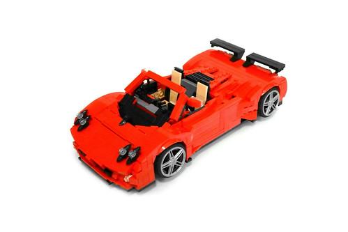 Pagani Zonda Roadster (1)