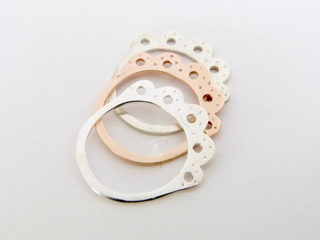 'Maeve' Rings
