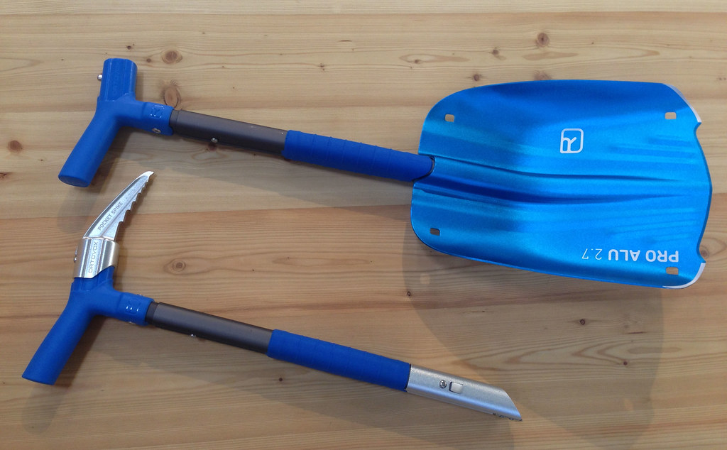 ORTOVOX Pocket Spike | Pro Alu Shovel
