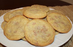 breakfast, baking, baked goods, cookies and crackers, snickerdoodle, food, dessert, snack food,