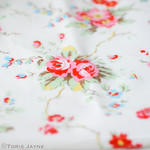 Blossom oilcloth