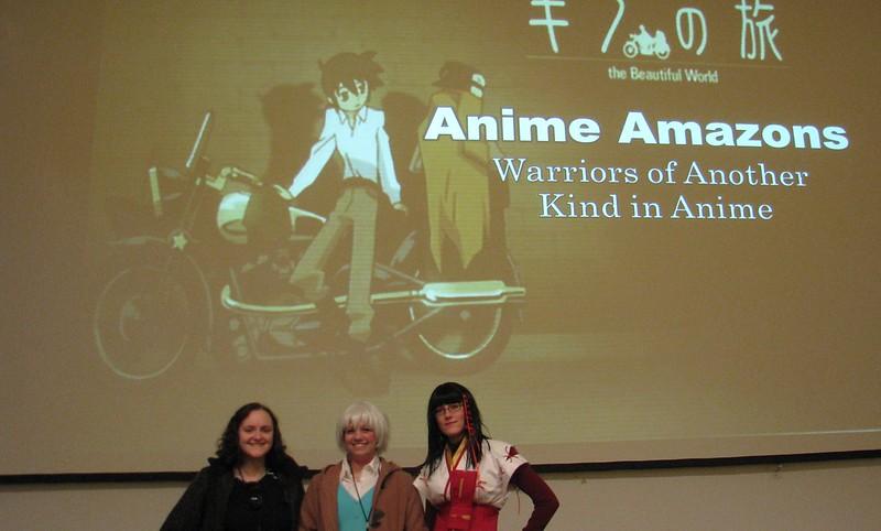 Anime Amazons