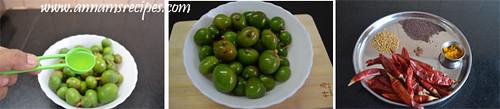 Vadu Mango Pickle / Maavadu Pickle