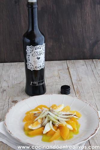 Ensalada de naranjas y caballa. www.cocinandoentreolivos (11)