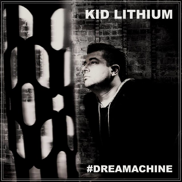 dream machine album cover
