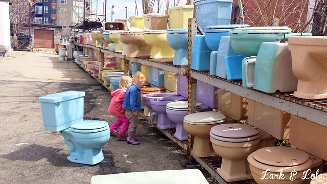 Loads of Commodes