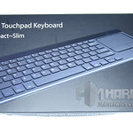 UMI Ultrathin Touchpad Keyboard 1