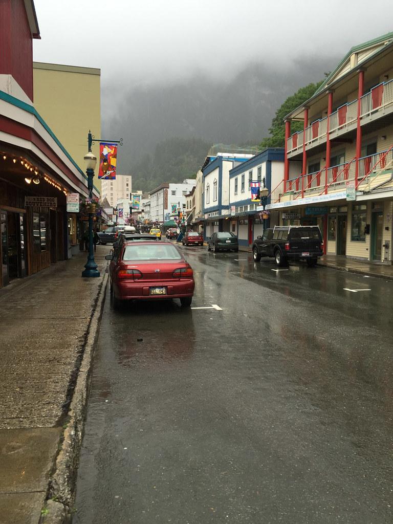 Juneau Port City