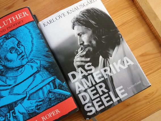 Luther und Das Amerika der Seele