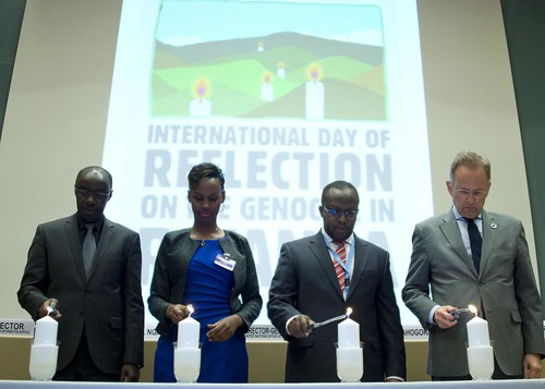 International Day of Reflection on the 1994 Genocide in Rwanda