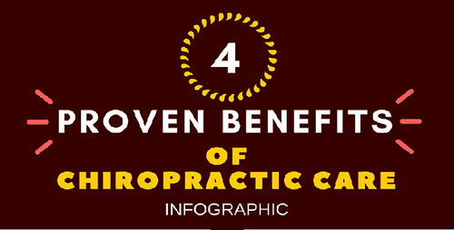 4 Proven Benefits Chiropractic Care Provides [Infographic]
