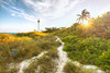 Bill Baggs Cape Lighthouse, Miami by Satish Byali