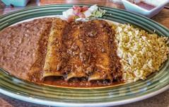 Oh man... I love enchiladas... #texmex #enchiladas #food #olympus #em10markii #20mm
