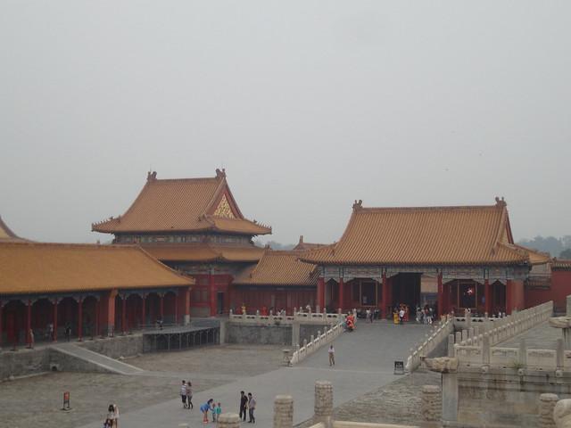 Cité interdite à Beijing