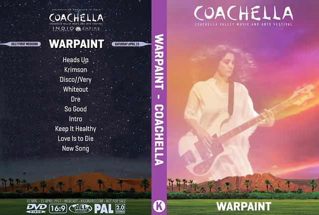 Warpaint - Coachella 2017