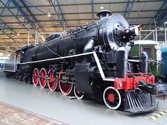 National Railway Museum: CGR KF No.7 (2) (16/04/2017)