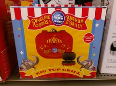Bring the circus home (from Tuesday Morning)