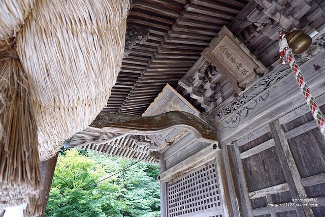 島根。金屋子神社