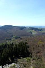 Vue sur les alentours - Photo of Saint-Priest-la-Prugne