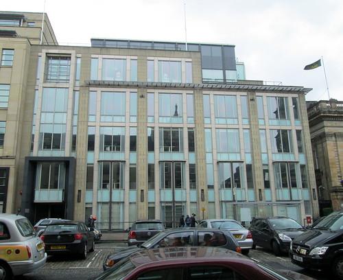 Modern Deco Style, George Street, Edinburgh