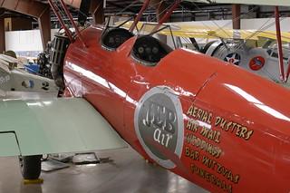 Cockpit: PT-17/N2S Kaydet