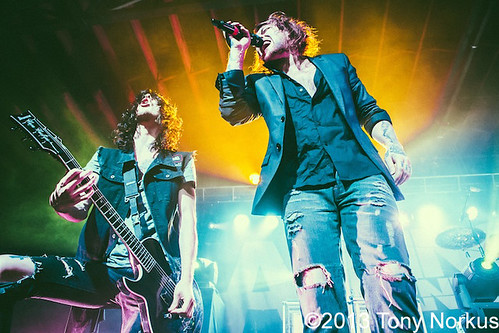 Asking Alexandria - 05-17-13 - The Intersection, Grand Rapids, MI