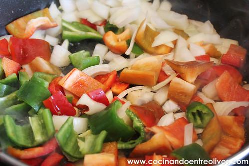 Pollo al chilindron www.cocinandoentreolivos (3)