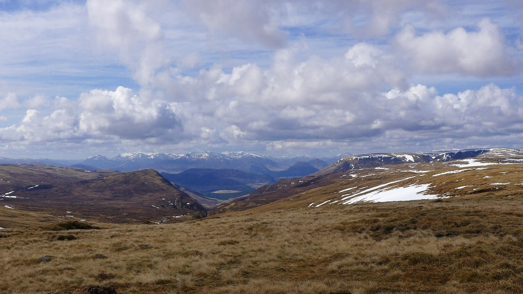 Adverickie Hills and Gael Charn