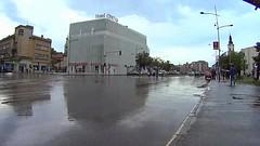 Novi Sad, Uspenska, Jevrejska, Pozorišni trg by slucajni prolaznik