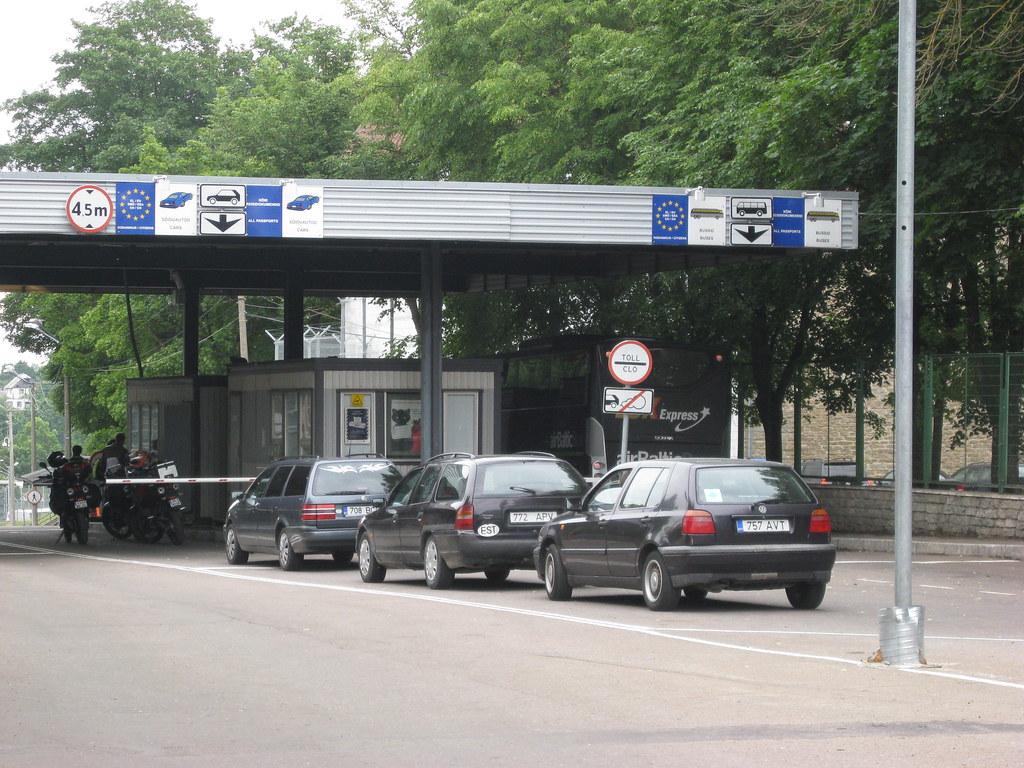"""2011-RU ToNaRu - Grenze """"EU - RU"""""""